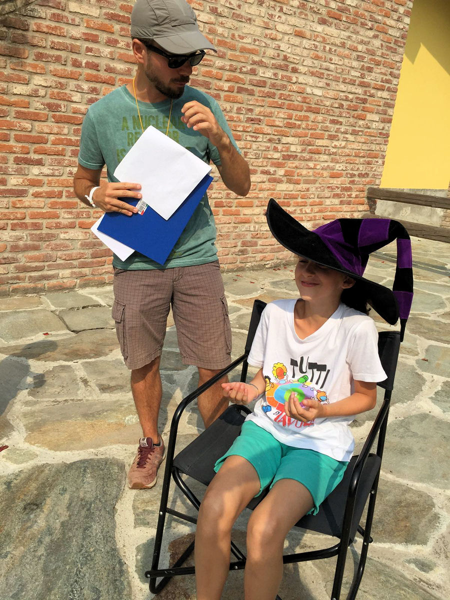 Il cappello parlante