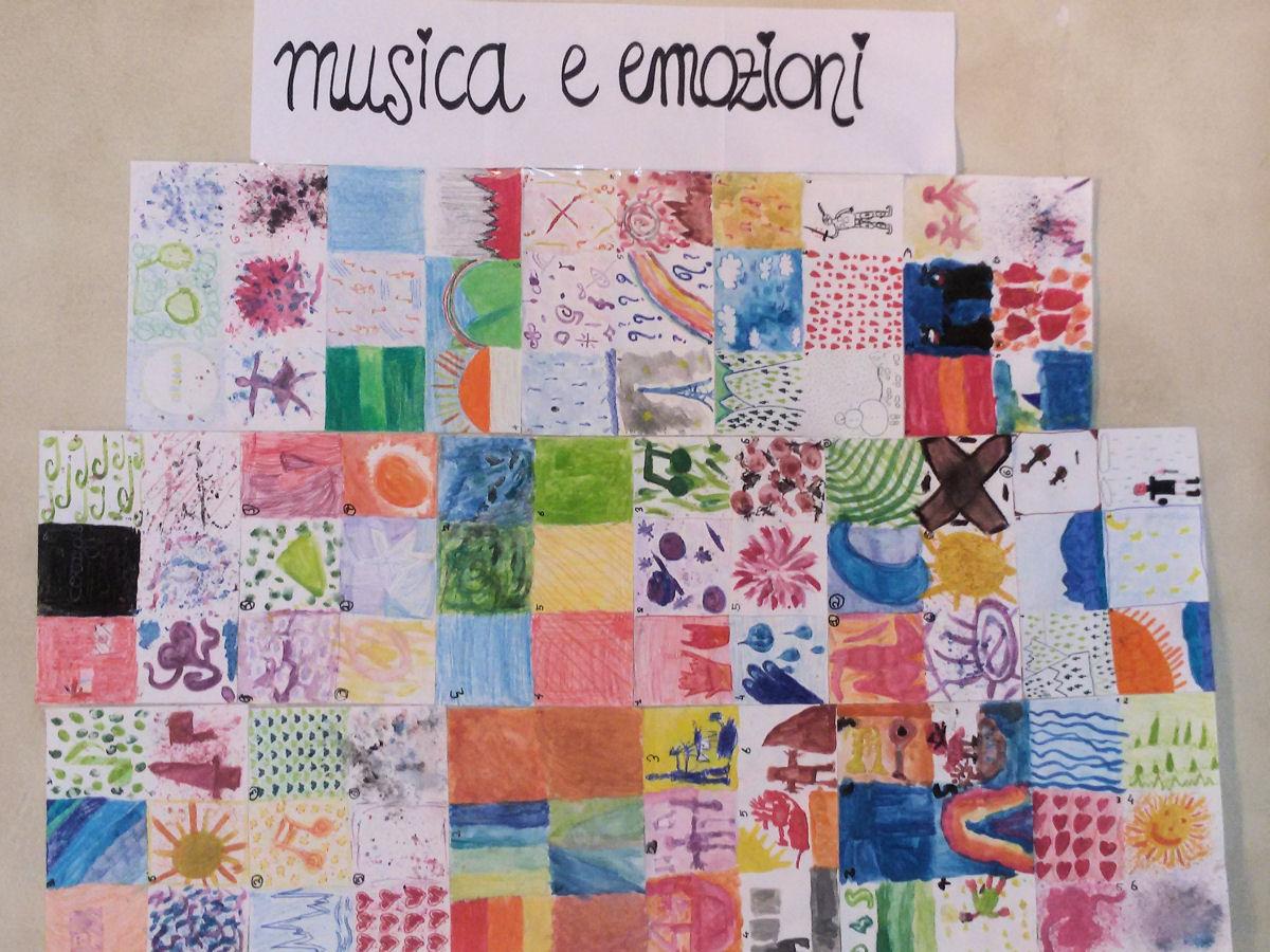 Le nostre emozioni tra musica e colori