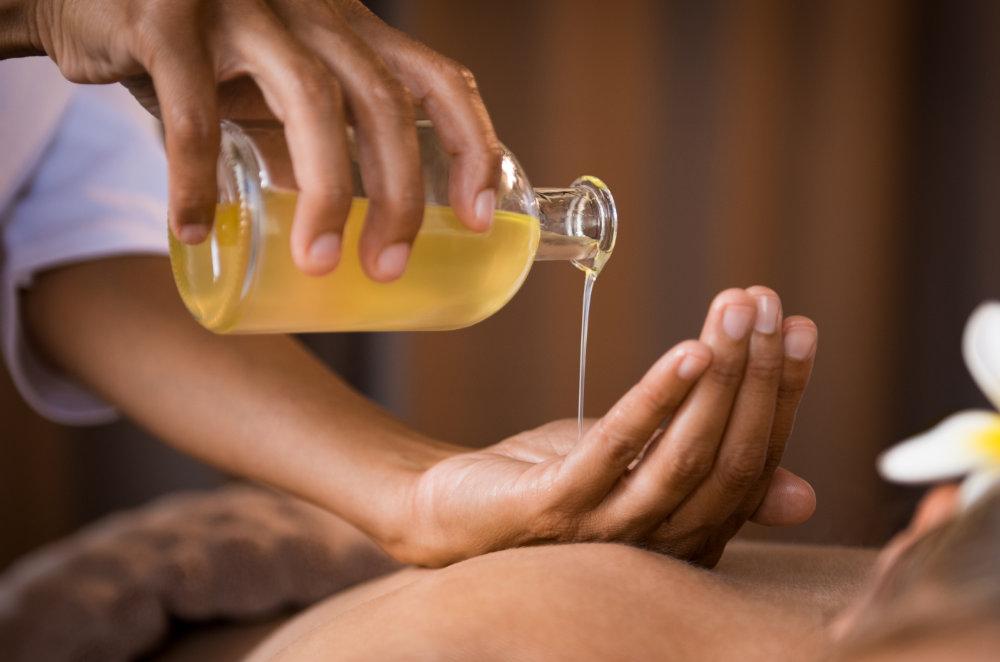 Aromasoul mediterranean massage