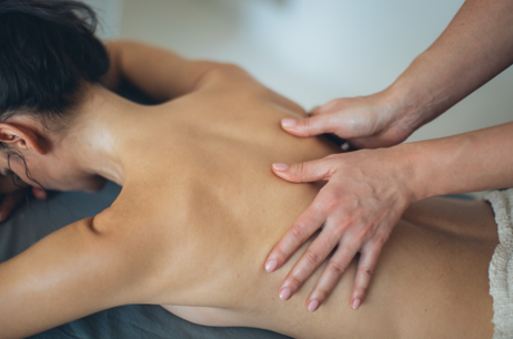 Massaggio Posturale / Decontratturante