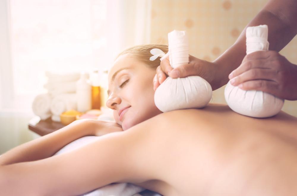 Massaggio con Pinda